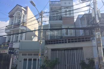 Nhà 1 trệt, 2 lầu, mặt tiền đường 109, P. Phước Long B, Quận 9, 94.7m2