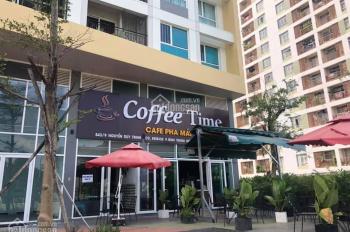 Cho thuê mặt bằng bán quán cafe có sẵn bàn ghế, thiết bị chỉ vào kinh doanh. LH: 0902759585