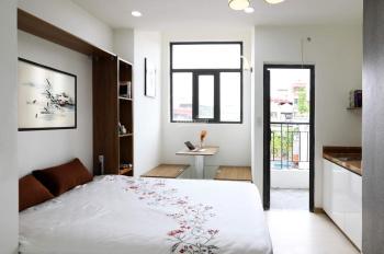 Chính chủ cho thuê căn hộ mini mới xây gần Hồ Tây, Lăng Bác, DT từ 25m2, giá từ 4tr5/th