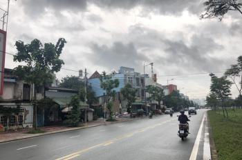 Bán đất mặt tiền Xa Lộ Hà Nội, phước long A, 104 tr/ m2 ngang 8,5m