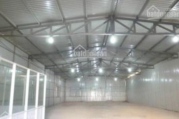 Cho thuê kho xưởng 2200m2 đường 10m Phan Anh, P. Bình Trị Đông, Q. Bình Tân