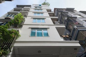 Cực phẩm apartment 9 tầng, lô góc, thang máy, ô tô tránh, KD đỉnh, Phạm Tuấn Tài, CG, giá 10,7 tỷ