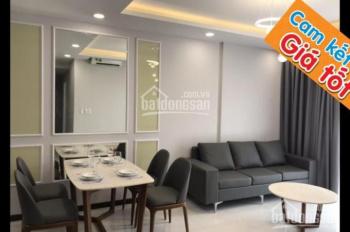 Cho thuê căn hộ chung cư Masteri Millennium, 2 phòng ngủ, nội thất châu Âu giá 22 triệu/tháng