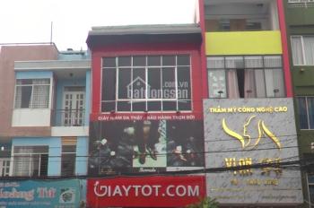 Cho Thuê gấp MT Nguyễn Thái Bình gần Út Tịch DT 5.5x11m ,T2L siêu vị trí KF giá 25 triệu/tháng