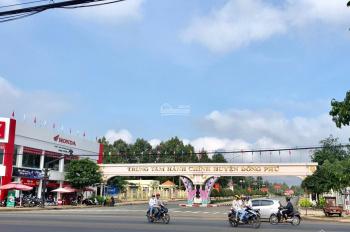 Đất giá rẻ nằm ngay trung tâm huyện Đồng Phú