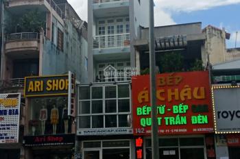 Bán nhà trệt 4 lầu đường 30m Hồng Bàng, Q11. DT 5x24.HD thuê 80 triệu. Gía chỉ 20 tỷ