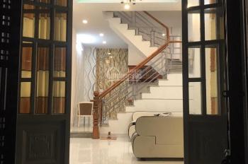 Chính chủ bán gấp nhà sổ riêng. 4x10m. Hẻm Huỳnh Tấn Phát 2 tầng 2pn. Vay bank 70%