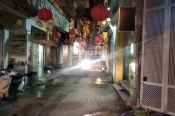 Bán nhà phố Cảm Hội, Lò Đúc, lô góc, nở hậu, mặt tiền rộng, kinh doanh sầm uất