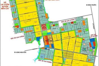 Dự án Golden Future City của Kim Oanh, ở khu công nghiệp Bàu Bàng giá chỉ 610tr/lô, LH 0909.453.778