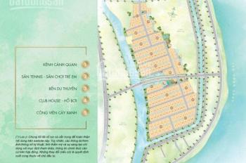 Nền biệt thự nhà vườn Q9 Saigon Garden Riverside Village, CĐT Hưng Thịnh, LH:0987 055 792