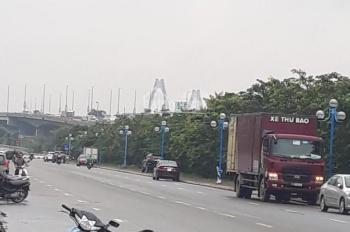 Cần bán mảnh 180m2 đất ngay chân cầu Nhật Tân sát ngay dự án Thành phố Thông minh. LH: 0946319690
