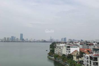 Bán nhà mặt phố Cửa Bắc, Ba Đình, 210m2 x 2 tầng, mặt tiền 8m, giá 70 tỷ, LH 0989433381