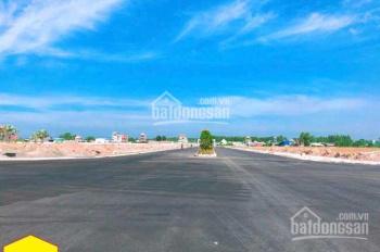 Bán đất đã có sổ tại Thuận An, Bình Dương, cách thị xã Bến Cát 5km, giá chỉ 540 triệu/nền