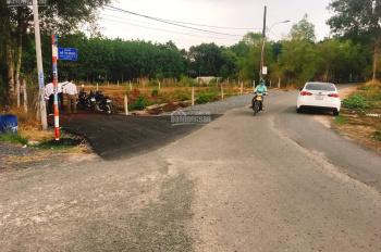 Chính chủ bán đất mặt tiền đường Hồ Thị Bưng, Củ Chi, gần ngã tư Tân Quy, 190m2, giá 2 tỷ