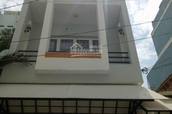 Nhà bán Phan Văn Trị, Quận Bình Thạnh, 4,6x11m, 2 lầu, hẻm 6m, 6,3 tỷ