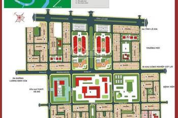 Chuyên bán đất nền dự án Huy Hoàng Thạnh Mỹ Lợi UBND Q2 sổ đỏ cá nhân giá từ 65tr/m2. LH 0903919838