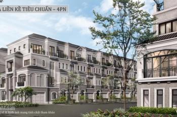 Nhà liền kề Grand Bay Townhouse- KĐT Halong Marina giá bán từ 8,1 tỷ/ căn. LH: 0916913916