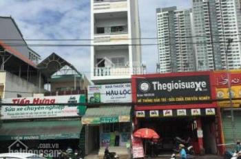 Bán gấp nhà mặt tiền Huỳnh Tấn Phát Q.7, 4.5x25m, 5 tầng - cho thuê được 50 triệu