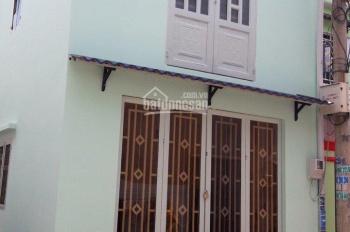 Bán nhà 4m x 6m, đúc 1 tấm, giá 720tr, gần chợ, nhà thờ Tân Đông, Ấp 4, Đông Thạnh, Hóc Môn