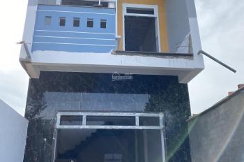 Bán nhà 1 hầm 1 trệt, 1 lầu, MT ĐT 741, gần UBND P. Sơn Giang, TX Phước Long, Bình Phước