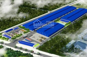 Chuyển nhượng lại 38000m2 đất sản xuất kinh doanh tại cụm công nghiệp tại Thường Xuân, Thanh Hóa
