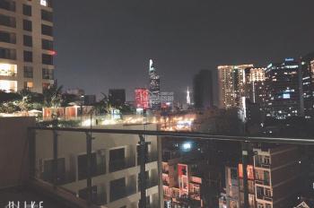Bán căn hộ Masteri Millennium 2 phòng, view Bitexco, sông Bến Nghé, full nội thất. 5.8 tỷ
