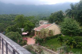 Duy nhất biệt thự nghỉ dưỡng có 102, DT 5000m2, lưng tựa núi Vua Bà, chân hướng thủy Đông Nam