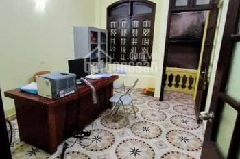 Cần bán gấp nhà 6 tầng Đào Tấn Liễu Giai Ba Đình 35m