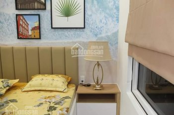 Cho thuê căn hộ chung cư Cửu Long, Phạm Văn Đồng DT 80m2, 2PN nhà mới đủ nội thất. LH: 077.399.1118