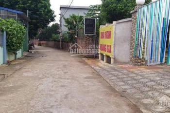 Bán gấp lô đất thôn 9 Tân Xã, vị trí đắc địa, sát nhà nghỉ hoàng gia, cách khu CNC Hòa Lạc chỉ 100m