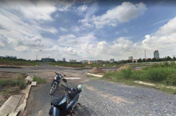 Bán đất KDC Bình Hưng 2, MT đường Phạm Hùng, Bình Chánh, giá 18tr/m2, SHR. LH 0932276366
