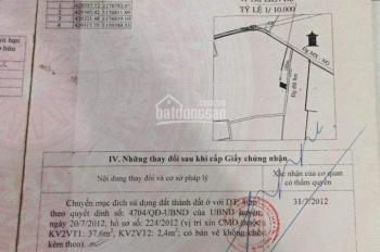 Bán đất giá rẻ (Sổ hồng) mặt tiền đường 5m Hắc Dịch, Phú Mỹ, Bà Rịa - Vũng Tàu
