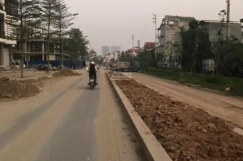 Chính chủ cần bán 60.7m2 đất dịch vụ Yên Vĩnh, Kim Chung, Hoài Đức, Hà Nội, đã có sổ đỏ