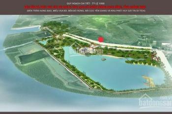 Đất đối diện Khu di tích Bạch Đằng, Quảng Yên, giá cực ưu đãi. LH 039.632.5678