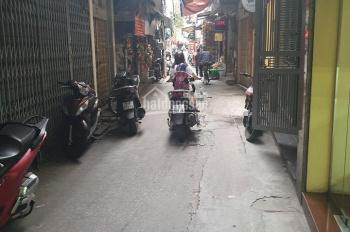 Bán nhà ngõ rộng kinh doanh Trương Định, Hoàng Mai, dt 30m2, giá 2.3 tỷ