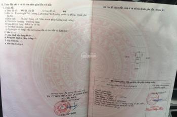 Bán đất Đấu Giá  Phú Lương 2 Hà Đông - Hà Nội (N0 06- LK21)