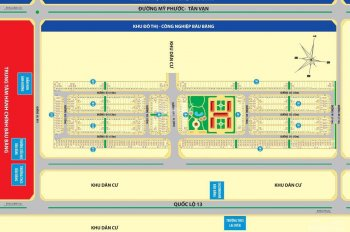 Dự án Golden Future City Bàu Bàng chính thức nhận đặt chỗ. LH 0938960704