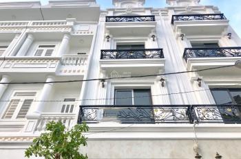 Bán nhà gần Vincom Lê Văn Việt gần ngã tư Thủ Đức Coopmart 4 tầng 200m2