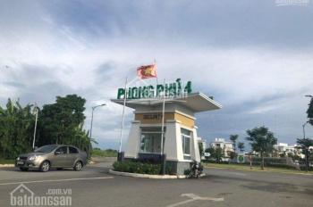 Đất nền KDC Phong Phú 4 MT đường Tân Liêm giá 2 tỷ 5/100m2, sổ riêng thổ cư, 0901.271.730 gặp Ý