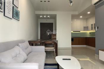 Cho thuê căn hộ Saigon Royal 88m2, 2PN, 2WC full nội thất, view Bitexco, giá 27.8tr/tháng