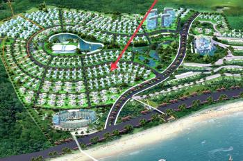 Chính chủ bán lô biệt thự biển nghỉ dưỡng Sunny Villa Mũi Né, ô A248 view biển, giá 18 tr/m2