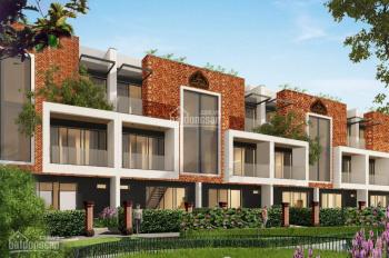 Chỉ 16 tr/m2 sở hữu biệt thự Ecocharm 3 mặt giáp sông, thông cầu giá tăng 700 triệu