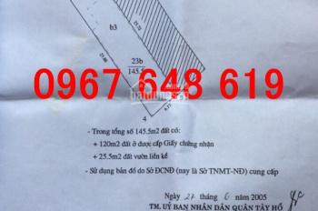Bán nhà xây kiểu biệt thự trong ngõ phố Đặng Thai Mai oto vào nhà giá bán 21.8 tỷ