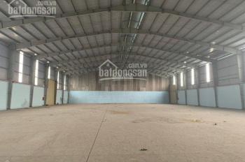 Cần cho thuê kho xưởng 1100m2 Trần Đại Nghĩa, Q. Bình Chánh, 0982562706