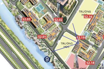 Vinhomes Ocean Park chính chủ rao bán căn hộ 2 phòng ngủ, 2 WC, rẻ hơn CĐT 400tr