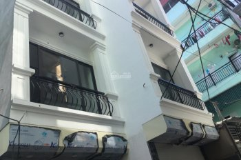 Nhà mặt ngõ thông 92 Mai Động, kinh doanh tốt, ô tô vào nhà thoải mái, 54m2, 5 tầng, ngõ ô tô thông