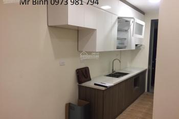 Cho thuê căn hộ đồ cơ bản chung cư Gelexia, 885 Tam Trinh, MTG nhé, tòa CT3