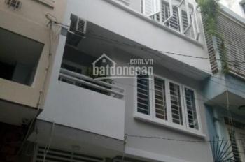 Hot! Bán nhà HXH 6m Phan Văn Trị, P. 11, Q. Bình Thạnh, 1 trệt 2 lầu, 4x10m, giá 6.5 tỷ