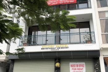 Cho thuê nhà mặt phố Quảng An, quân Tây Hồ. LHCC 0339793697, 0963221614