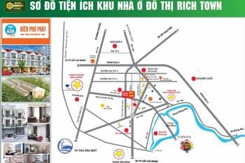 Khu nhà ở đô thị Rich Town. Nơi dành cho nhà đầu tư thông thái
